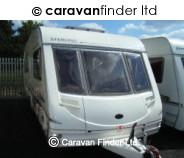Sterling Elite Trekker 2001 caravan