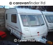 Sterling Eccles Jade 2001 caravan