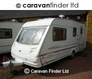 Sterling Moonstone 2001 caravan
