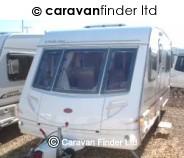 Sterling Eccles Onyx 2001 caravan