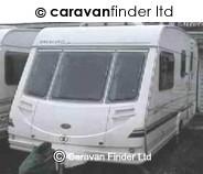 Sterling Europa 520 2001 caravan