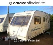 Sterling Eccles Sapphire 2002 caravan