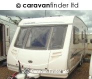 Sterling Trekker 2003 caravan