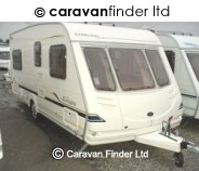Sterling Europa 490 2003 caravan
