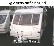 Sterling Europa 510 2003 caravan