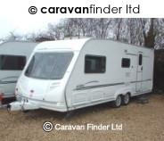 Sterling Eccles Elite Overlander 2004 caravan