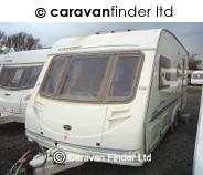 Sterling Elite Overlander 2005 caravan