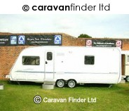 Sterling Searcher 2006 caravan