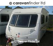 Sterling Europa 540 2007 caravan