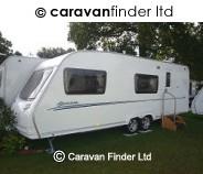 Sterling Europa 600 2007 caravan