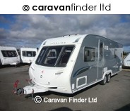 Sterling Searcher 2008 caravan