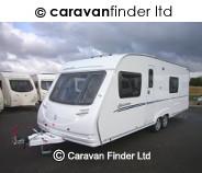 Sterling Europa 620 2008 caravan