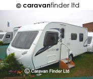 Sterling Quartz 2009 caravan