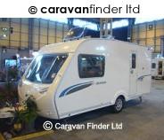Sterling Europa 460 2009 caravan