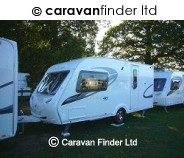 Sterling Eccles Topaz 2010 caravan
