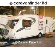 Sterling Europa 520 2010 caravan