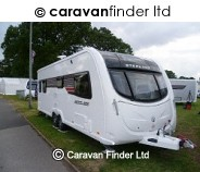 Sterling Eccles Coral SR 2011 caravan