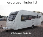 Sterling Eccles Moonstone SR 2011 caravan