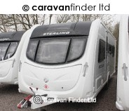 Sterling Eccles Quartz SR 2011 caravan