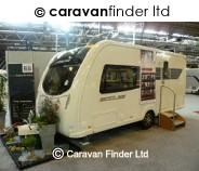 Sterling Eccles Topaz SR 2011 caravan