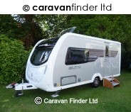 Sterling Diamond 2011 caravan