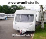 Sterling Europa 520 2011 caravan