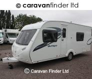 Sterling Europa 545 2011 caravan