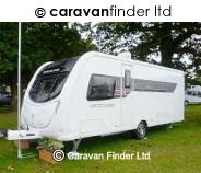 Sterling Eccles Quartz SR 2012 caravan