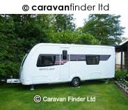 Sterling Eccles Ruby SR 2012 caravan