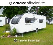 Sterling Coastline Excel 544 2012 caravan