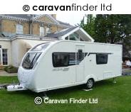 Sterling Eccles  Lux SR 554 ATC 2012 caravan