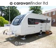 Sterling Eccles  Moonstone SE 2013 caravan