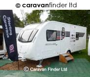 Sterling Eccles Ruby SE 2013 caravan