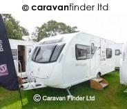 Sterling Eccles Sport 514 SR 2013 caravan