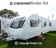 Sterling Eccles Sport 564 SR 2013 caravan