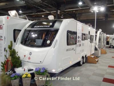 Used Sterling Trekker SE 2013 touring caravan Image