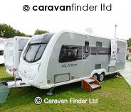 Sterling Elite Explorer 2013 caravan