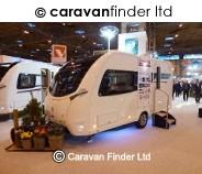 Sterling Continental 480 2014 caravan