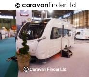 Sterling Continental 570 2014 caravan