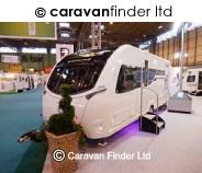 Sterling Continental 580 2014 caravan