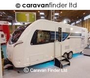 Sterling Continental 645 2014 caravan