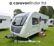 Sterling Eccles solitaire SE 2014 caravan