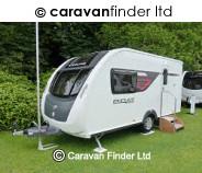 Sterling Eccles Sport 442 2014 caravan