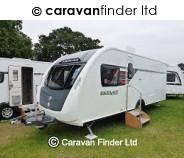 Sterling Eccles Sport 584 SR 2014 caravan