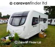 Sterling Elite Amber 2014 caravan