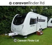 Sterling Elite Explorer 2014 caravan