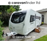 Sterling Elite Searcher 2014 caravan