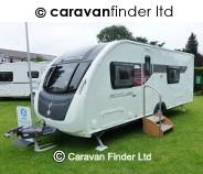 Sterling Eccles Ruby SE 2015 caravan