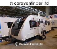 Sterling Eccles SE Sapphire 2015 caravan