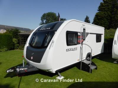 Used Sterling Eccles Sport 514 SR 2015 touring caravan Image